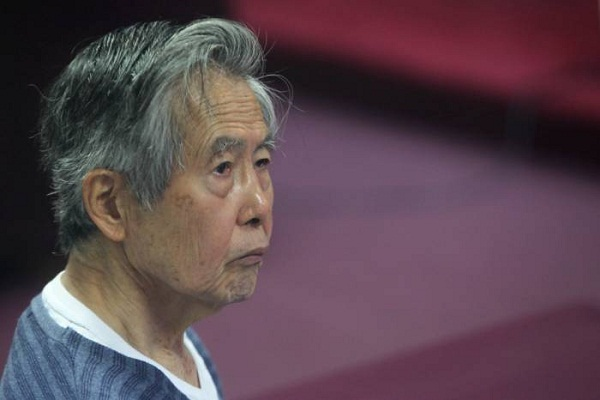 Chile accede a ampliar la extradición de A. Fujimori