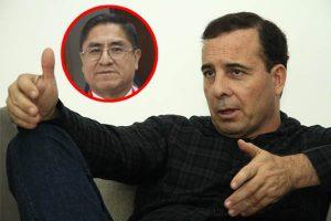 Aldo Mariátegui afirma que reunión con César Hinostroza fue intrascendente [FOTO]