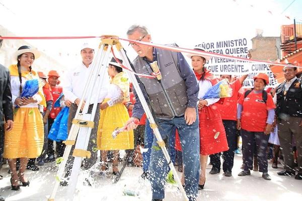'Trabaja Perú' generará 80 mil empleos temporales [VIDEO]