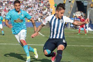 Alianza Lima y Sporting Cristal se enfrentan hoy en Matute