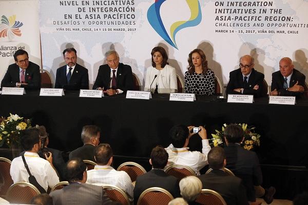 Alianza del Pacífico fortalece rol de interlocutor con Asia