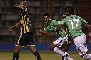 Alianza Lima resigna un punto con el Sport Rosario en Huaraz
