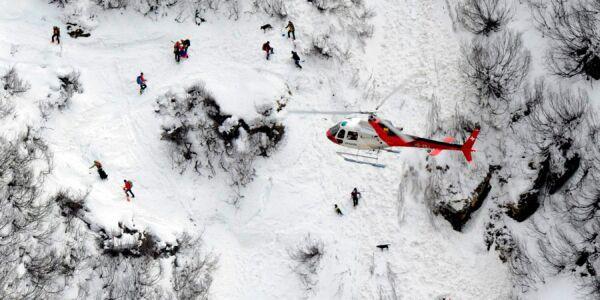 Francia: avalancha en los Alpes provocó muerte de tres personas