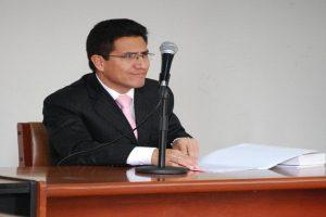 Amado Enco podría ser destituido de la Procuraduría Anticorrupción