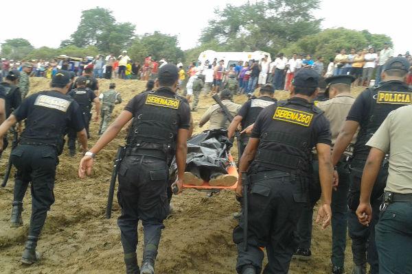 Andahuaylas: Matan a profesor de un balazo en la cabeza