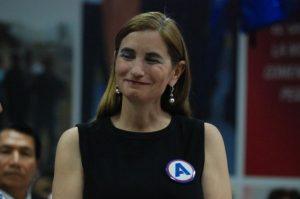 Comisión Lava Jato citará a Anel Townsend