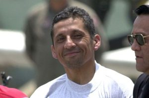 Antauro Humala se casó con Ina Andrade