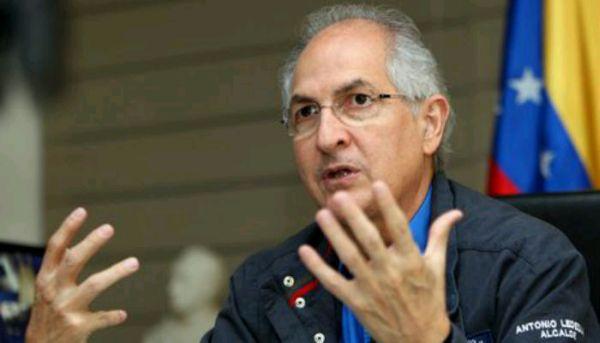 Antonio Ledezma: «Fue una travesía de película»