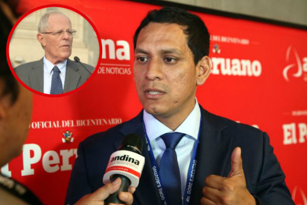 "Wilber Venegas: ""Somos 24 soldados a disposición señor presidente Pedro Pablo Kuczynski"""