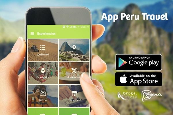 Tenemos uno de los mejores aplicativos sobre turismo