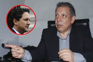 """Marco Arana: """"Falta que Daniel Salaverry reciba a César Hinostroza y Walter Ríos"""" [VÍDEO]"""