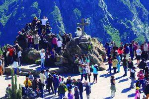 Arequipa: Turismo creció en más de 8 % en el valle del Colca