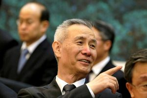 Asesor cercano a Xi va a EE.UU.