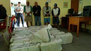 Piura: desarticulan organización internacional de narcotráfico