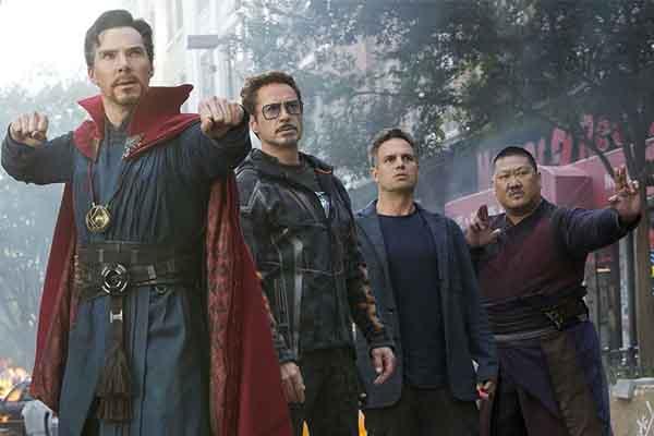 'Avengers' rompe récord