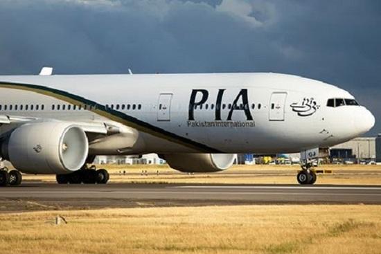 Avión con 40 personas se estrelló en Pakistán