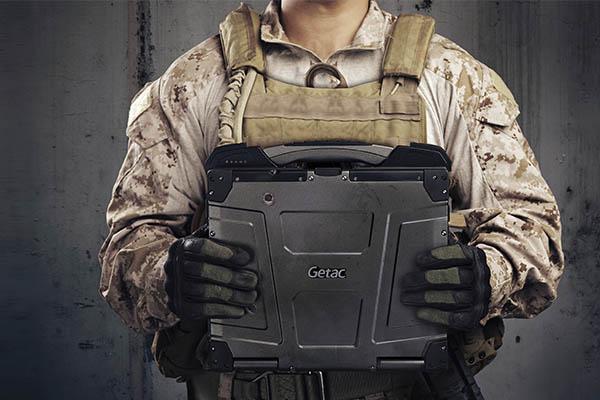 B300: notebook para la industria de defensa