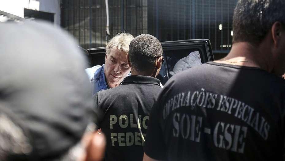 Lava Jato: Eike Batista se entregó a la justicia brasilera