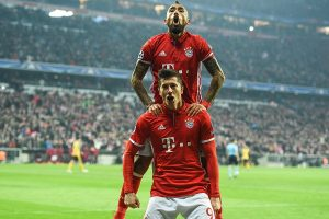 Bayern arrasa 5-1al Arsenal