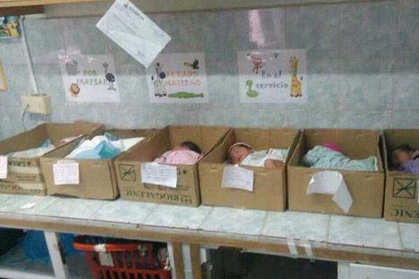 Mueren 6 bebés en Venezuela por falta de luz en hospital
