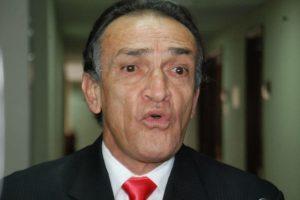 Héctor Becerril niega que FP busca bloquear investigación en su contra