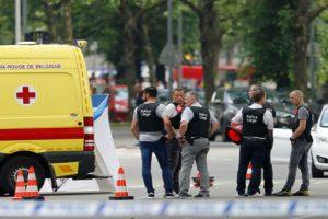 Atentado en Bélgica: Posible ataque terrorista deja 3 personas muertas