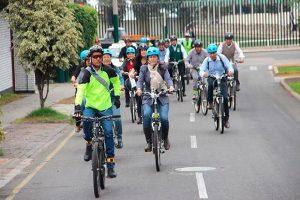 MTC coordina acciones para proteger uso de bicicleta