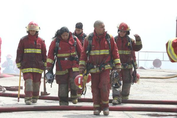 Congreso aprobó declarar de interés nacional la pensión mensual y vitalicia para los bomberos