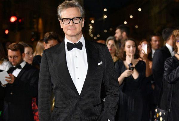 Colin Firth obtuvo nacionalidad Italiana