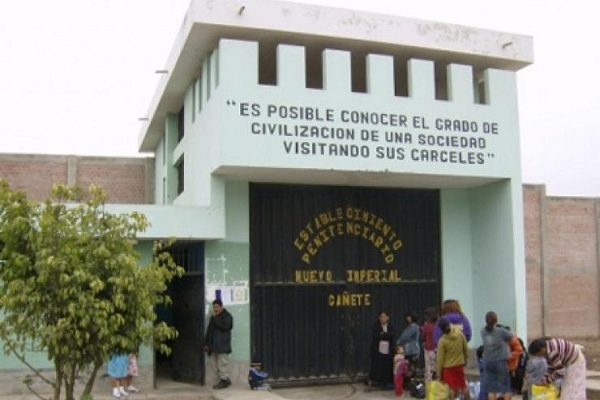 INPE reportó dos muertos en el penal de Cañete