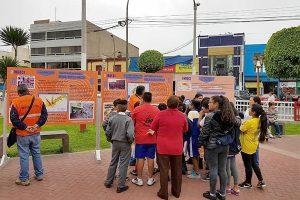 Callao e Indeci unen esfuerzos ante simulacro de sismo y tsunami