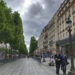 Francia: Campos Elíseos fueron evacuados por fuerte explosión