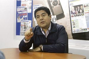 """Daniel Malpartida: """"Los vecinos deben investigar el uso de recursos públicos"""""""