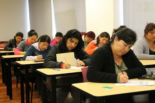 Puno: Capacitan a docentes y directores