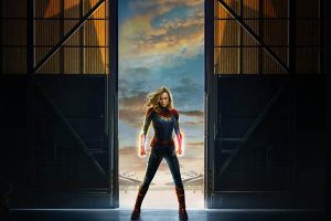 Captain Marvel: Primer tráiler de la heroína del UCM [VÍDEO]