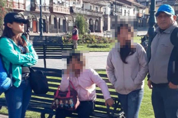 Huarmey: Policía encuentra en Cusco a las niñas violadas por su madre