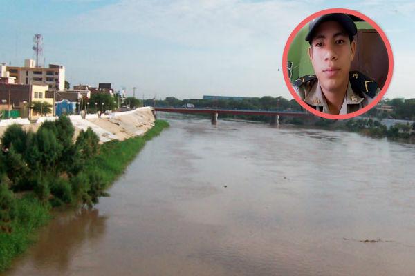 Tumbes: Suboficial PNP muere ahogado durante curso