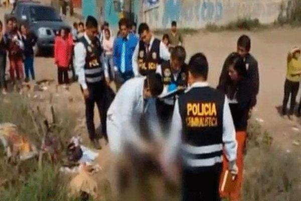 Carabayllo: Cuerpo de recién nacido es abandonado en descampado