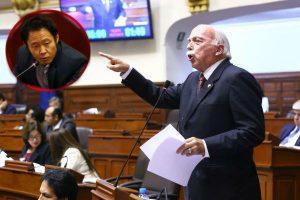 "Carlos Tubino: ""A Kenji Fujimori todavía le falta para ser presidente del Congreso"""