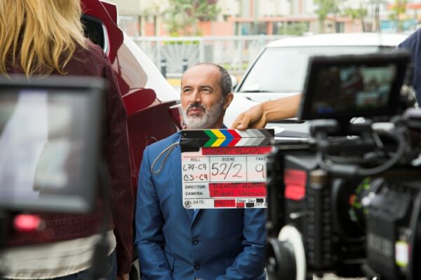 Carlos Alcántara estrenará en diciembre 'El gran león'