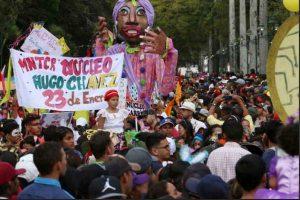 """Nicolás Maduro felicita a Venezuela por los """"mejores carnavales"""" de los últimos años"""