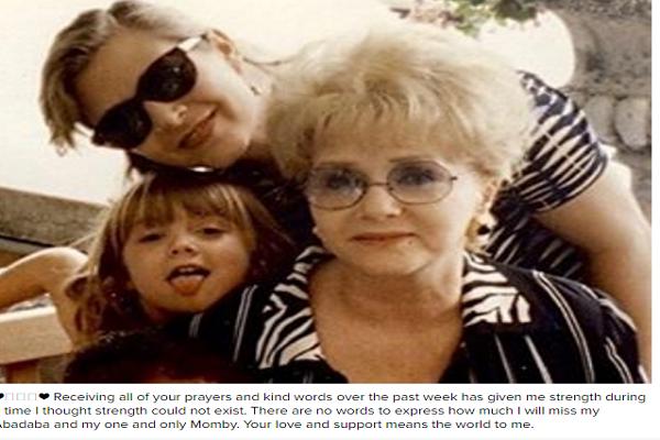 Hija de Carrie Fisher rompe el silencio
