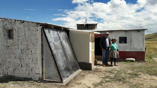 """Arequipa: Foncodes entregará 47 """"casitas calientes"""""""