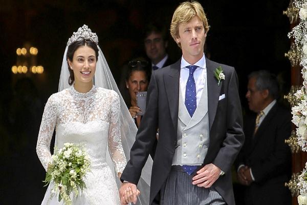 Alfredo Barnechea asistió a la boda de Alessandra de Osma y Christian Hannover