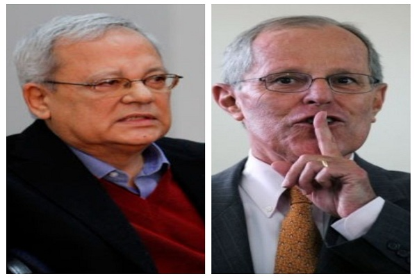 César Hildebrandt pide a PPK renunciar a la presidencia