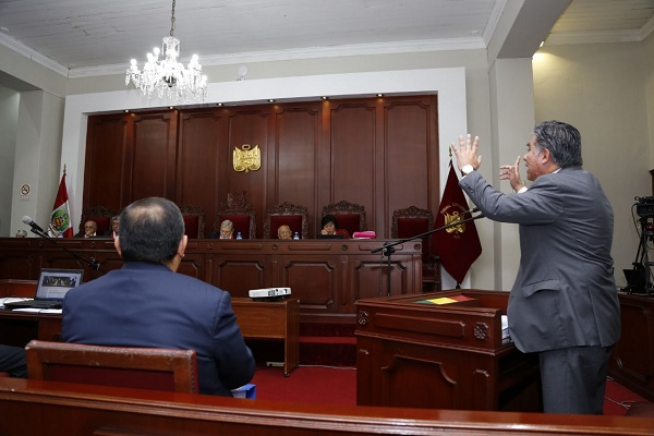 TC evalúa Hábeas corpus de Ollanta Humala y Nadine Heredia [VÍDEO]