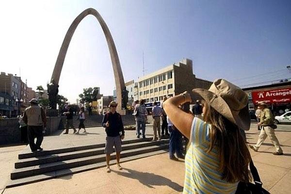 Tacna, destino favorito de turistas chilenos