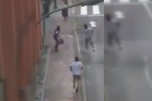 Cercado de Lima: Ladrón que robó celular a una mujer fue liberado