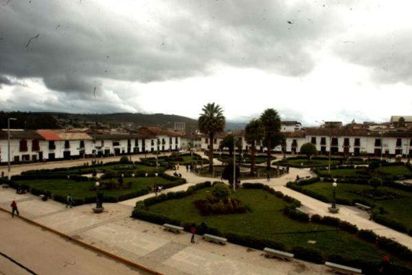 Chachapoyas: Plan Copesco invierte S/ 14 millones para mejorar centro histórico