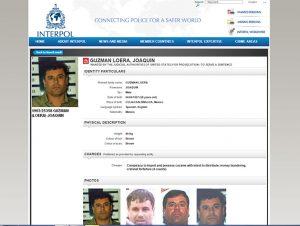 """DEA y el FBI se unen a la búsqueda de """"El Chapo"""""""